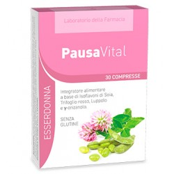 PausaVital compresse - Laboratorio della Farmacia