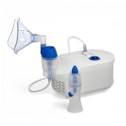 C102 Total (NE-C102-E)  Aereosol a compressore con doccia nasale